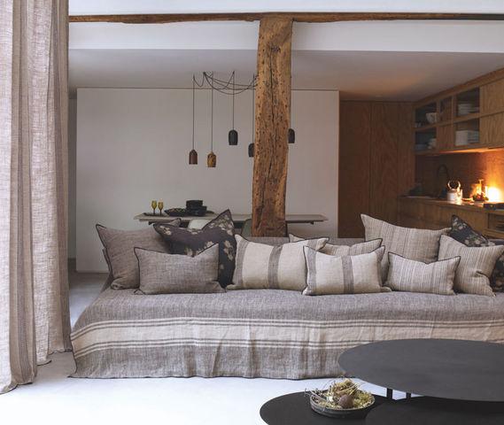 Coussin rectangulaire-Maison De Vacances