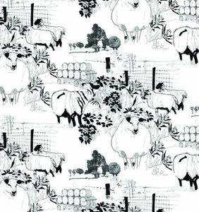 The Art Of Wallpaper - sheep 01  - Papier Peint