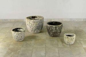 HERITAGE ARTISANAT - ovale - Pot De Jardin