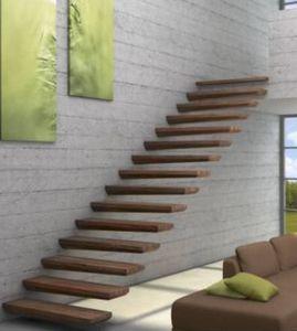 Cr�ateurs d'Escaliers Treppenmeister - ego - Escalier Droit