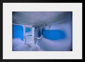 PHOTOBAY - la cabane enneigée n°2 - Photographie