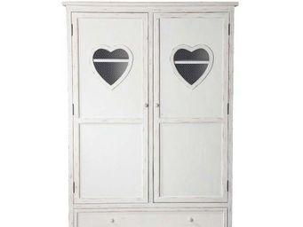 Maisons du monde - armoire enfant valentine - Armoire Enfant