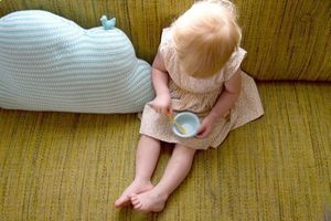 BLABLA -  - Coussin Enfant