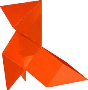 NATHALIE BE - origami léonie - Lampe À Poser