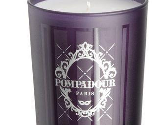 POMPADOUR - aiguilles de pin - Bougie Parfumée