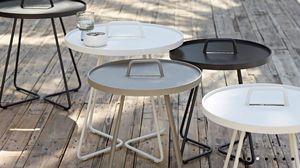 CANE-LINE -  - Table Basse De Jardin