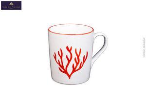 Inès de Nicolaÿ - corail - Mug