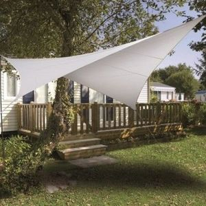 Neocord Europe - voile d'ombrage carr�e 3,6 m - Voile D'ombrage