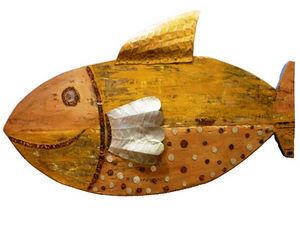 ART UNIC - poisson - Décoration Murale