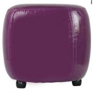 International Design - pouf rond pvc - Pouf