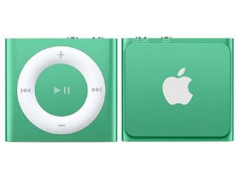APPLE - ipod shuffle 2 go vert (5me gnration) - new - Mp3