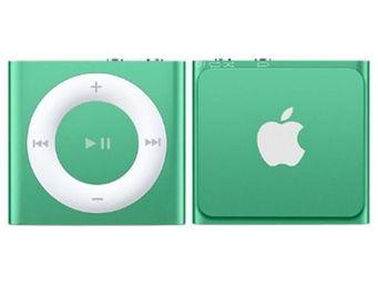 APPLE - ipod shuffle 2 go vert (5me gnration) - new - Mp3