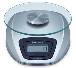 Soehnle - balance de cuisine siena 65840 - Balance De Cuisine Électronique