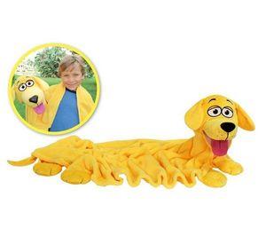 GIOCHI PREZIOSI - cuddle pets - chien jaune - Peluche
