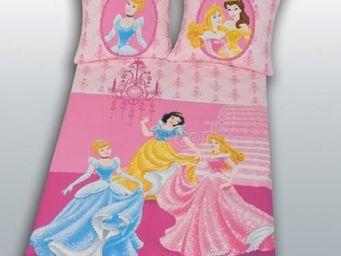 DISNEY - housse de couette princesses disney + 1 taie - Housse De Couette Enfant