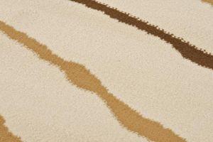 NAZAR - tapis contempo 190x280 ivory - Tapis Contemporain