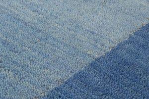 NAZAR - tapis gabbeh 70x140 blue - Tapis Contemporain