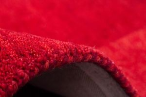 NAZAR - tapis gabbeh 90x160 red - Tapis Contemporain
