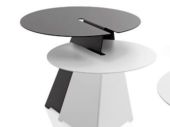 B-LINE - abra - Table Basse Ronde