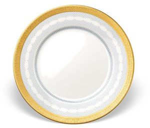 Moser - splendid 43009/26 cm - Assiette Plate