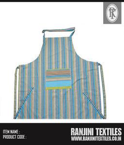 RANJINI TEXTILES -  - Tablier De Cuisine