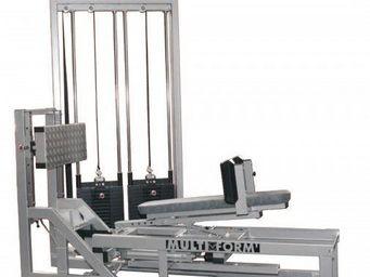 Laroq Multiform - squat couche 300kg - Appareil De Gym Multifonctions