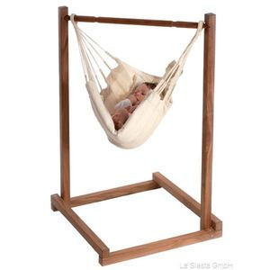 La Siesta - support pour hamac pour bébé en bois yayita la si - Support Hamac