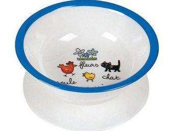 La Chaise Longue - bol ferme ventouse - Assiette Bébé