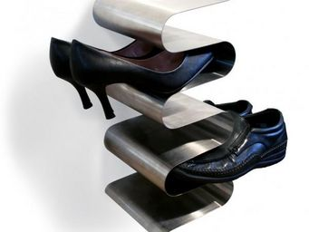 J-Me - range chaussures vertical mural - Meuble À Chaussures