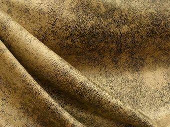 Le Quartier des Tissus - simili cuir vieilli rouleau de 20m - Simili Cuir