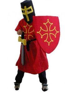 Aetre - chevalier cathare - Masque De Déguisement