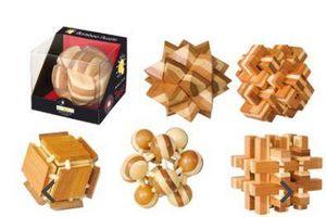 Gigamic - casse-tête bambou-- - Casse Tête