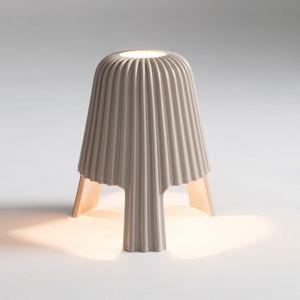 Bosa - silk - Lampe À Poser