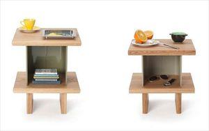 LAURENT BOSQUE MOBILIERS CONCEPT - collection c.30 - Table De Chevet