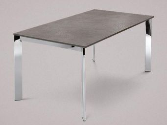 Domitalia - table repas extensible universe. - Table De Repas Rectangulaire