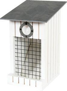 ZOLUX - mangeoire verticale ardoise - Mangeoire À Oiseaux