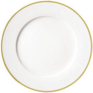Raynaud - fontainebleau or - Assiette De Présentation