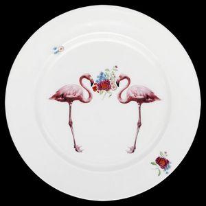 LOU ROTA -  - Assiette Plate