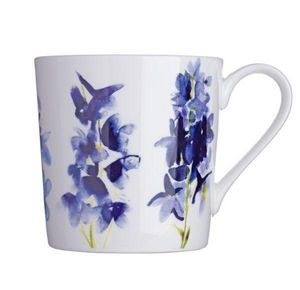 BLUEBELLGRAY - delphinium - Mug