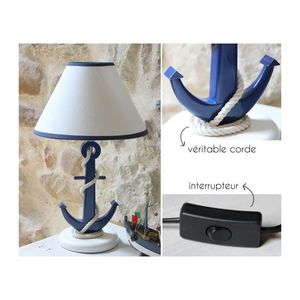 ICD COLLECTIONS - ancre - Lampe À Poser