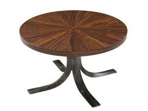 HAMILTON CONTE - talos - Table Basse Ronde
