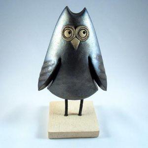 BLEU CALADE -  - Sculpture Animali�re