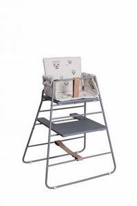 BUDTZBENDIX -  - Chaise Haute Enfant