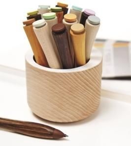 E M HOLZPRODUKTE -  - Pot À Crayons