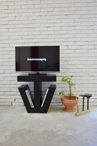 INTERNOITALIANO -  - Meuble Tv Hi Fi