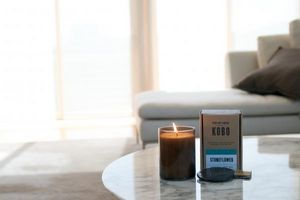 KOBO PURE SOY CANDLES -  - Bougie Parfum�e