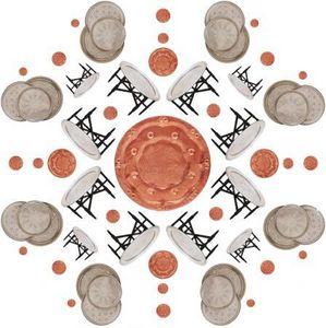 KHMIssA -  - Assiette Plate