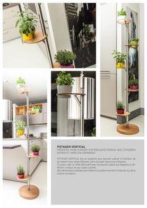 INOXMADE -  - Porte Plantes