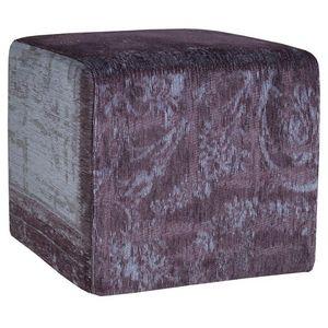 Louis De Poortere - pale purple 8008 - Pouf