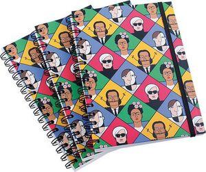 EIGHTYDAYS & I LIKE PAPER -  - Carnet De Notes